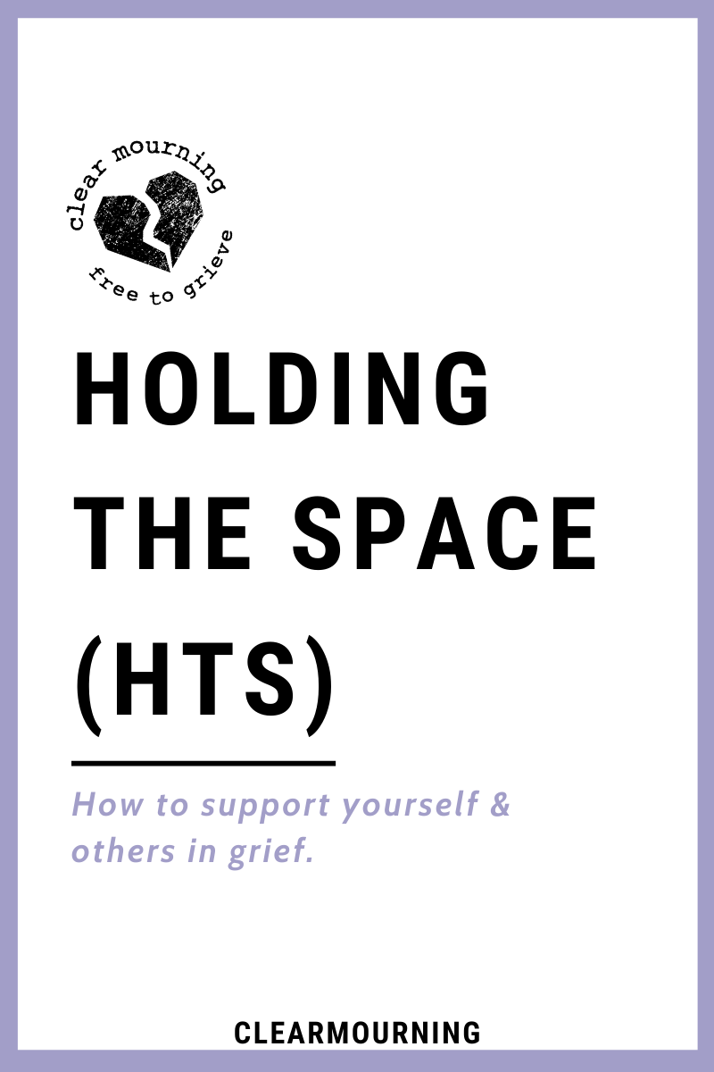 Holding the Space for Grief