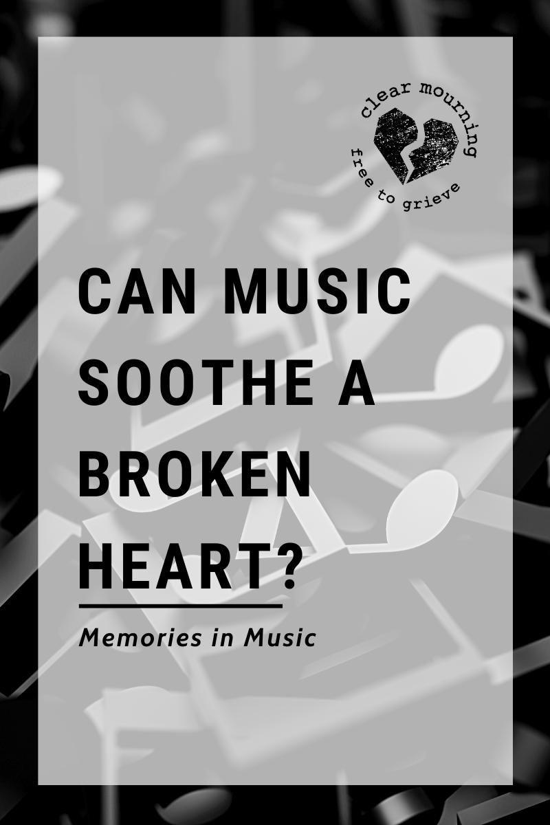Can Music Soothe a Broken Heart?