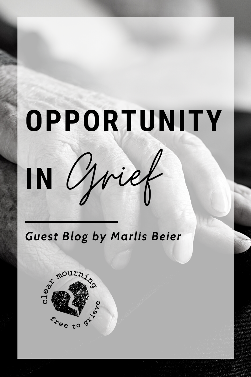 Opportunity in Grief